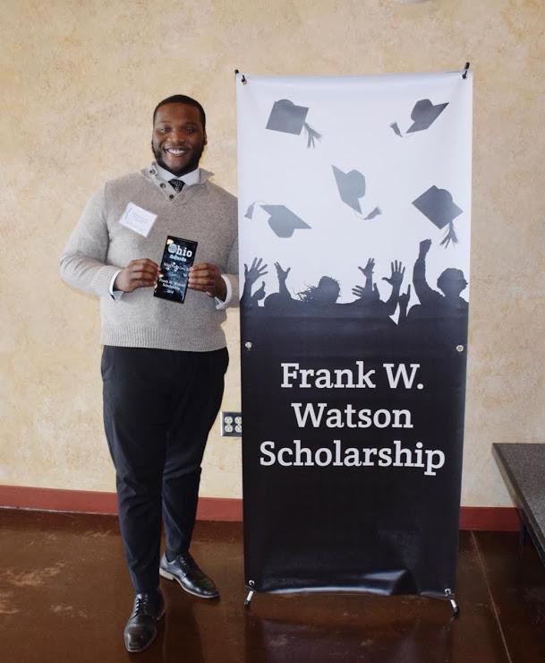 2018 Frank W. Watson Scholar Michael Lewis Jr.